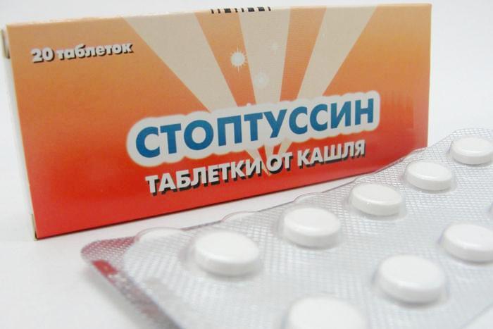 Стоптуссин: состав, назначение, дозировка для детей и взрослых