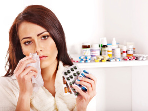 Чаще всего гайморит лечится антибактериальными препаратами