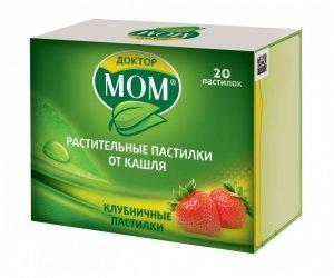 Доктор Мом таблетки – это эффективный препарат, который обладает отхаркивающим действием