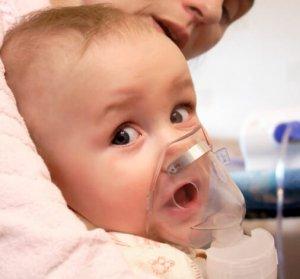 Ингаляции небулайзером – один из лучших методов лечения заболеваний горла у детей