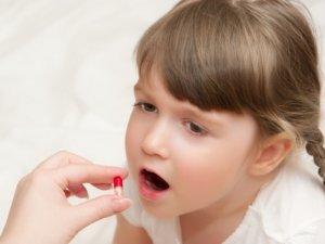 Антибиотики в таблетках для детей