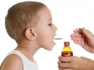 Что пить при ангине детям