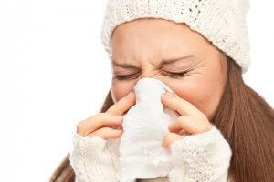 Растворы при болезнях носа