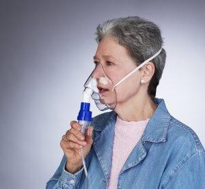 Не рекомендуется делать ингаляции небулайзером при повышенной температуре тела
