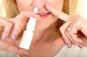 Лечение проводится только после установления причины заложенности носовых пазух