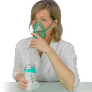 Ингаляции не проводят при высокой температуре, сердечно-сосудистых заболеваниях и некоторых болезнях легких