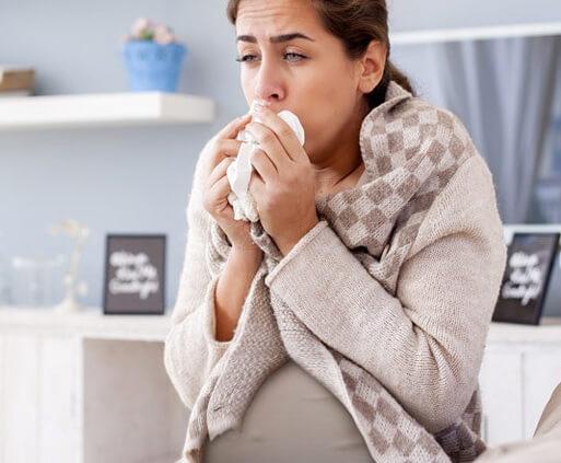 Как беременной лечить кашель сухой 54