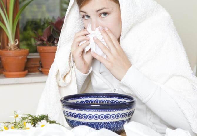 Ингаляции при гриппе домашних условиях