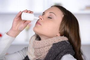 Терапия затяжного насморка должна быть незамедлительной, комплексной и систематической