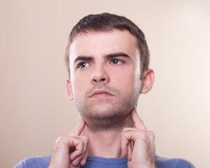 Шейный лимфаденит чаще всего возникает как осложнение другого воспалительного заболевания