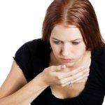 Кашель с рвотой может указывать на опасное заболевание дыхательных путей