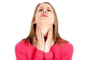 Запущенный шейный лимфаденит может вызвать очень серьезные осложнения