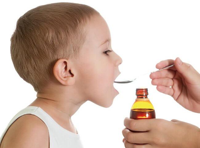 Отхаркивающие сиропы для детей: обзор лучших