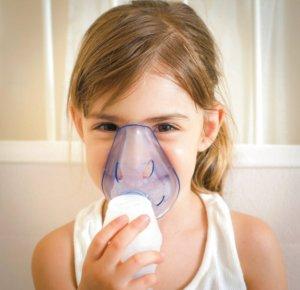 Ингаляции небулайзером помогут быстро вылечить заболевание горла у ребенка