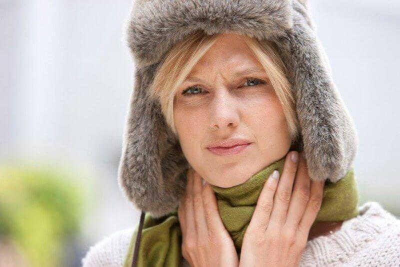 Признаки бактериального и вирусного тонзиллита у взрослых