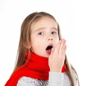У ребенка сильный влажный кашель? Ищем причину