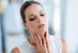 Чаще всего шейный лимфаденит возникает на фоне ангины