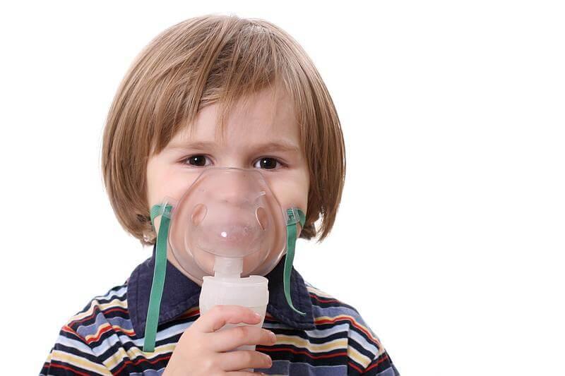 Ротокан для ингаляции носа небулайзером