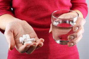 Таблетки при гнойной ангине