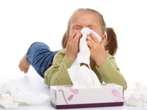 Насморк может быть «спутником» многих заболеваний
