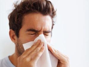 Капли показаны для лечения воспалительных заболеваний носа