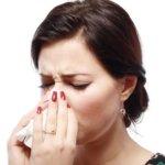Зеленые сопли могут бить признаком гайморита
