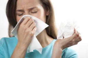 Заложенность носа - распространенное явление у беременных