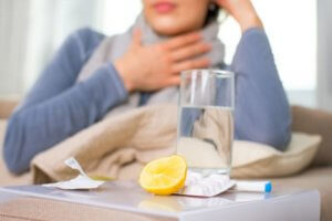 Чаще всего боль в голе вызывают вирусы и бактерии