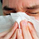Сопли - это слизь, вытекающая из носа
