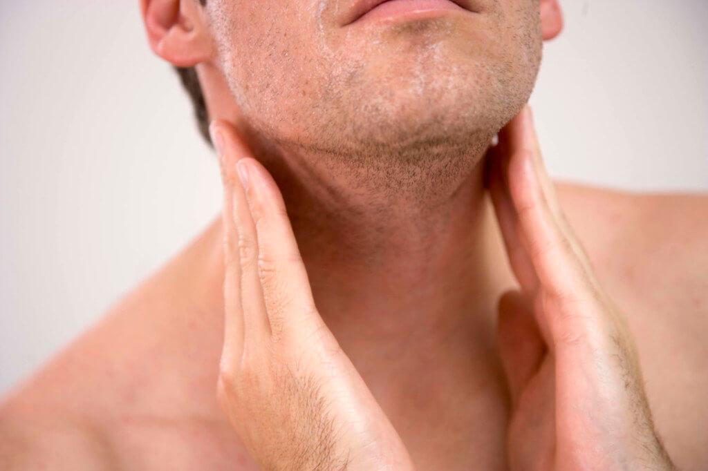Какая основная причины воспаления лимфоузлов на шее?