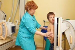 Результаты рентгенограммы легких позволят диагностировать патологию