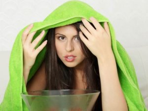 При повышенной температуре тела проводить ингаляции запрещено!