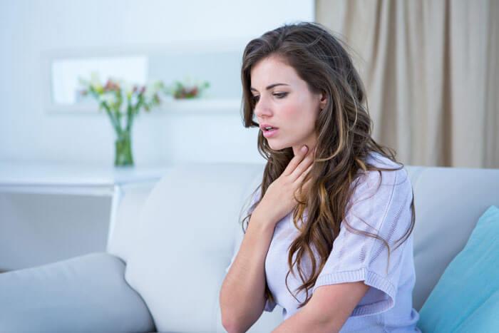 Гранулезный фарингит: основные симптомы недуга