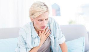 Симптом может указывать на ХОБЛ или эмфизему
