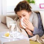 Насморк может быть инфекционным, аллергическим и физиологическим