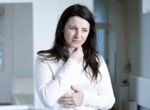 Как и чем можно лечить горло беременной без риска для плода?