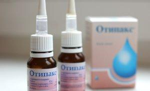 Отипакс - комбинированный препарат, который обладает обезболивающими и противовоспалительными свойствами