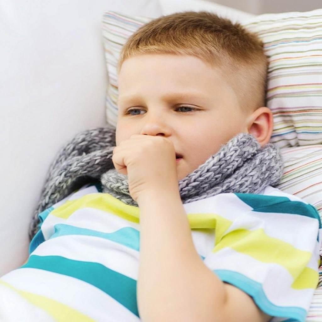 Опасен ли кашель при ангине у детей и как его лечить?