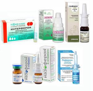Противовирусные капли необходимо использовать в первые три дня от начала появления первых симптомов