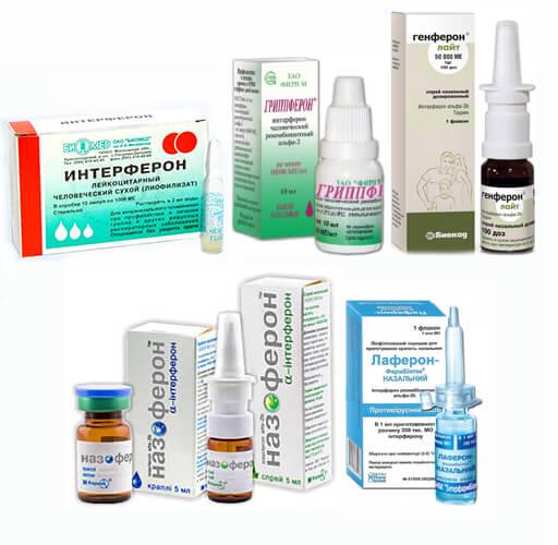 Противовирусные капли в нос для детей, взрослых и беременных