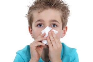 Промывание носа очищает носовые ходы и восстанавливает носовое дыхание