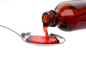 Препараты от кашля детям лучше давать в форме сиропа