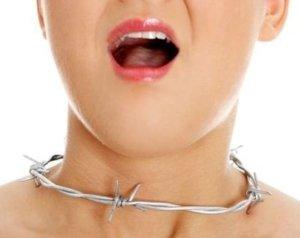 Боль в горле – главный признак тонзиллита