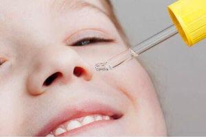 Интервал между закапыванием носа должен составлять не менее 4-х часов