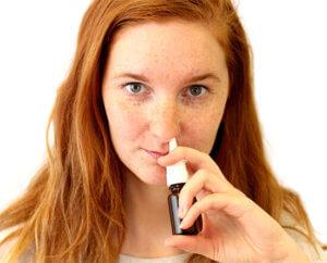 Все спреи от недуга используются только для устранения симптомов