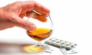 Препарат категорически запрещено комбинировать с алкоголем!