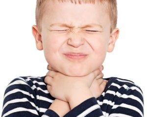 Детям, не достигшим 12-го возраста, применять препарат для полоскания горла противопоказано