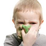 Насморк может быть симптомом многих заболеваниях дыхательных путей