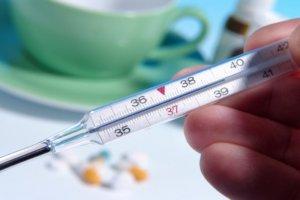 При повышенной температуре тела ставить согревающие компрессы запрещено!