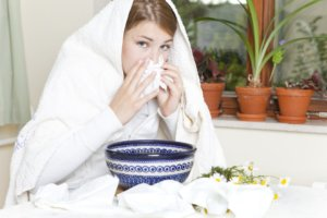 Ингаляции помогут устранить заложенность и нормализовать носовое дыхание